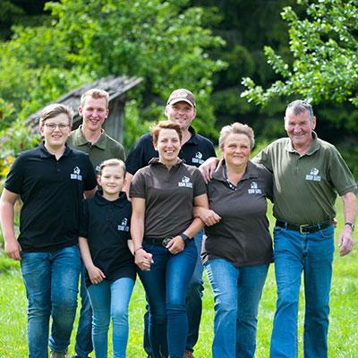Familie Baumgartner