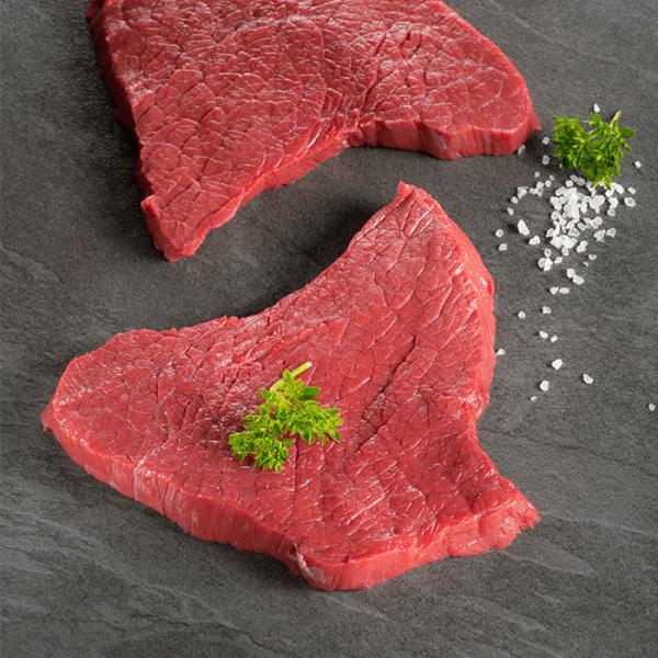 Schnitzel vom Bison