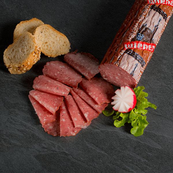 Feine Wiener vom Bison