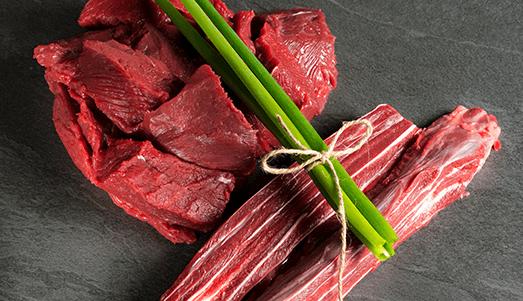 Bestes Bisonfleisch auf dem schnellstn Weg zu Ihnen