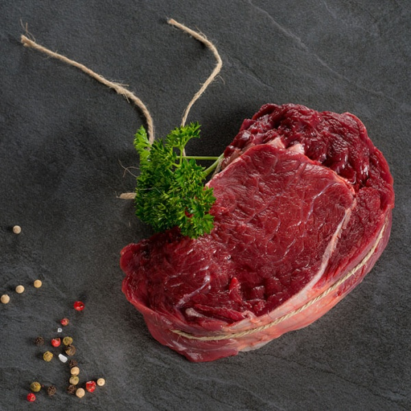 Rib Eye Steak vom Bison