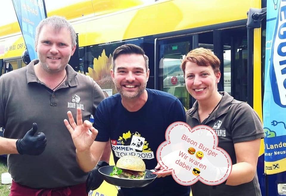 ORF NÖ Sommer Tour Bus,   wir waren dabei !