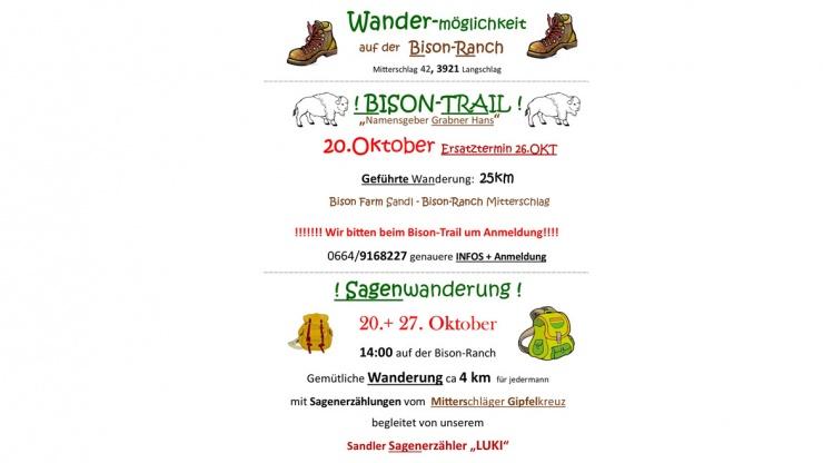 Wander Freunde !!AUFGEPASST!!